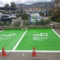 Ad Agropoli un punto di ricarica per  le auto elettriche