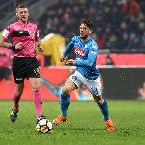"""Napoli, Gasperini 'punge' gli azzurri: """"Per legittimare le ambizioni scudetto la squadra di Sarri deve battere la Juventus"""""""