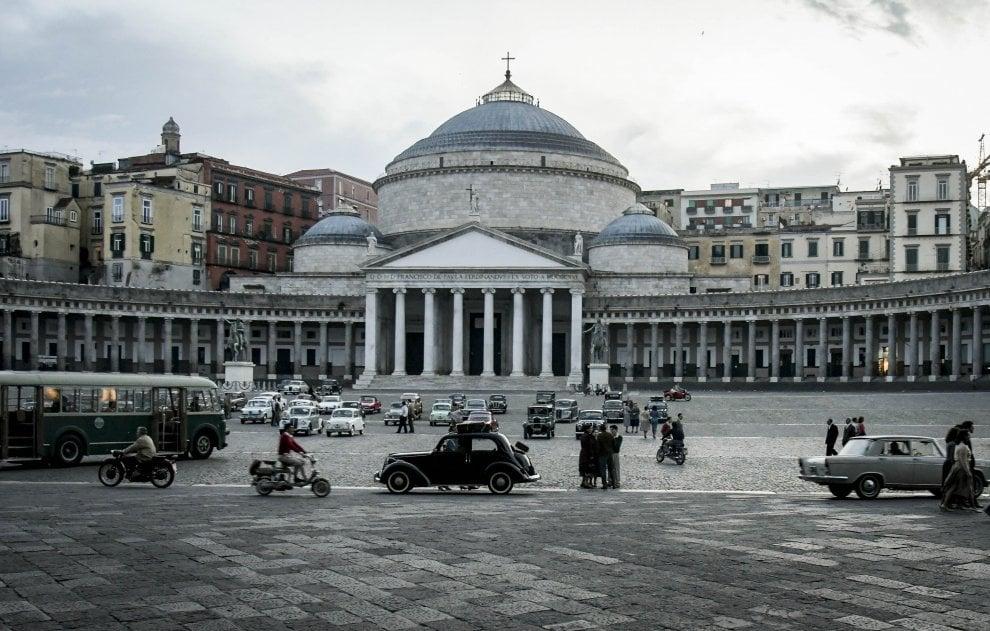Un salto nel tempo: Napoli torna agli anni 50 per le riprese della serie 'L'amica geniale'