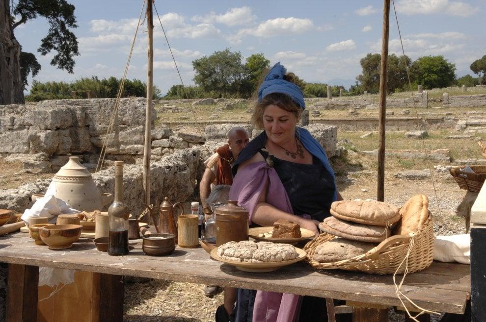 I giorni romani a Paestum: la rievocazione nel parco archeologico