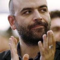 """L'accusa di Saviano: """"In carcere muore la Costituzione"""""""