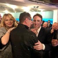 Salerno, Piero De Luca fa festa senza il papà governatore e il fratello assessore (dimissionario)