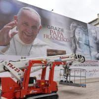 A Pietrelcina in arrivo 20 mila pellegrini per l'arrivo di papa Francesco