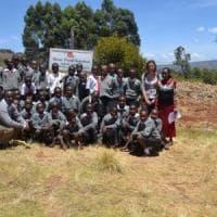 Dodici orti in Africa in memoria di Angelo Vassallo raccontano la speranza