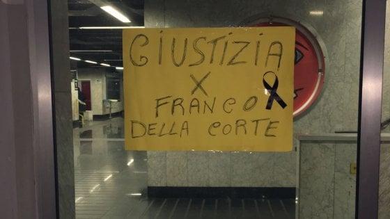 """Vigilante ucciso a Piscinola, l'urlo della moglie: """"Chiedo giustizia"""""""