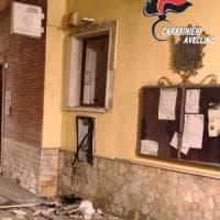 Fanno saltare il bancomat con l'esplosivo, nuovo colpo in Irpinia