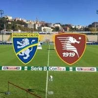 Frosinone-Salernitana 0-0