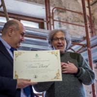 Ischia premia il professore tedesco che riscopre gli affreschi rinascimentali