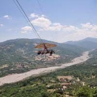Potenza: scivoli di montagna, skyflier e passeggiate nel bosco per rivitalizzare il Pollino