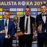Marek Hamsik ha vinto per la settima volta il Pallone d'oro slovacco: