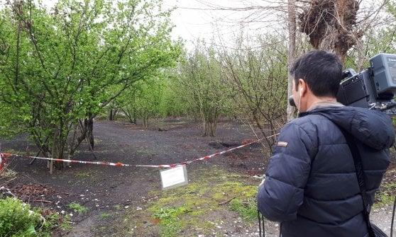 Femminicidio a Terzigno, marito suicida con la stessa arma. Il corpo trovato  vicino alla scuola