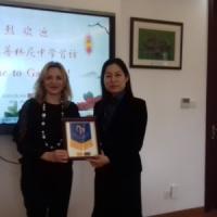 Scambio culturale con la Cina per gli studenti del liceo