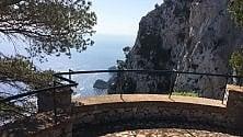 Capri, dopo il restyling riapre il Parco Astarita