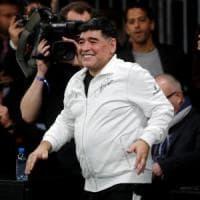 Napoli, Maradona crede nello scudetto: