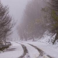 Protezione civile, prorogata l'allerta meteo per neve in Campania