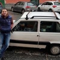 Luigi Iovino, il più giovane deputato che arriva a Montecitorio con la Panda