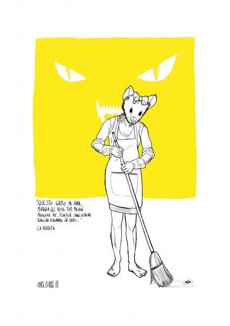 Potenza, la violenza sulle donne vista dallo sguardo maschile e femminile: il racconto in una mostra
