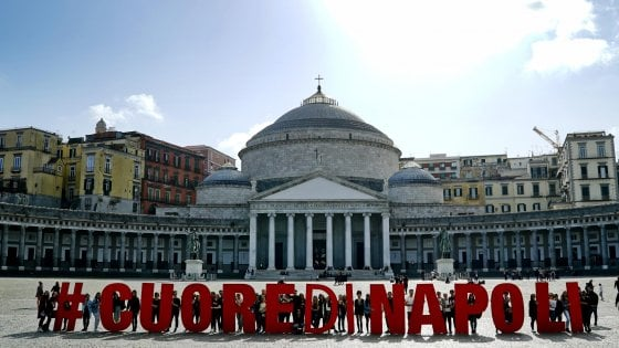 """""""La fine del mondo"""", il cortometraggio degli studenti dell'Accademia di Belle arti dedicato a Napoli, con la voce narrante di Renato Carpentieri"""