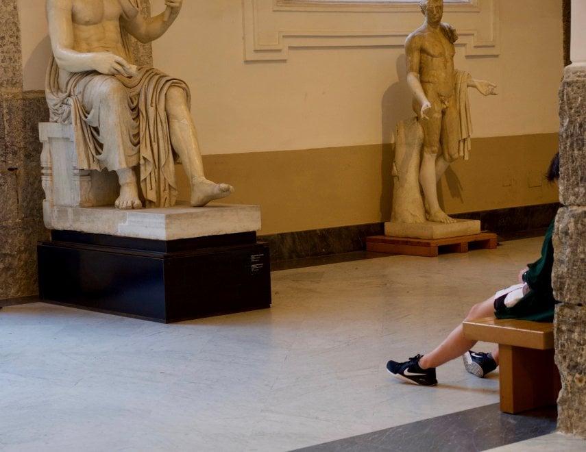 Napoli vista con gli occhi e l'obiettivo di un giornalista di Palermo, Giovanni Franco
