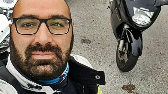 Incidenti stradali: fa benedire la moto e muore sulla strada del ritorno