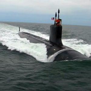 """Sottomarino Usa che ha sferrato l'attacco in Siria è stato nel porto di Napoli. De Magistris alla capitaneria: """"Siamo area denuclearizzata"""" . Di Maio: """"Gentiloni chiarisca"""""""