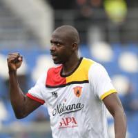 Benevento, tutti pazzi per Diabatè, il gigante che segna come Ronaldo