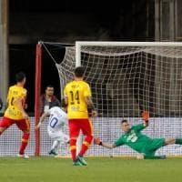 Il Benevento affonda contro l'Atalanta (0-3), serie B più vicina