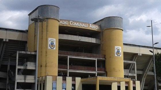 Universiadi, via libera all'adeguamento dello stadio Arechi di Salerno
