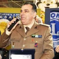 Camerota, il tenente colonnello dell'Esercito Antonio Grilletto cittadino