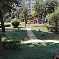 Napoli, famiglie e cittadini alla riapertura di Parco Mascagna al Vomero