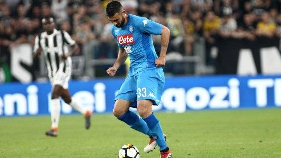 Napoli, la sfida di Albiol: