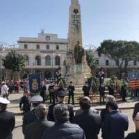Salerno, le celebrazioni del 25 Aprile