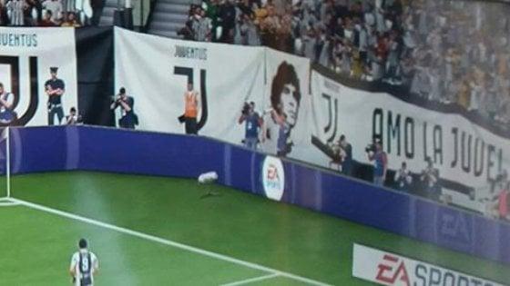 Maradona 'accostato' alla Juventus. L'argentino infuriato: