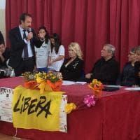 Pollica, Don Ciotti inaugura presidio di Libera nel nome di Vassallo