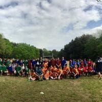 Un sabato pomeriggio col rugby al Bosco di Capodimonte