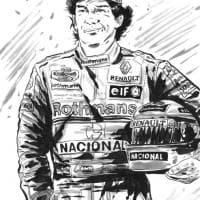 Tributo ad Ayrton Senna