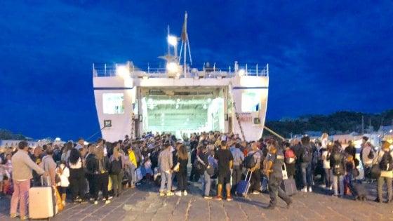 """Ischia, il turismo """"sorride"""": in più di 54 mila per il """"ponte"""""""