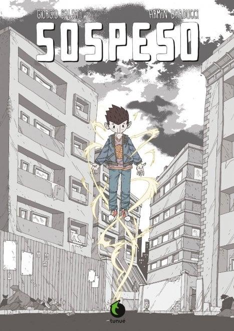 """""""Sospeso"""": storia di un giovane Werther coi superpoteri"""