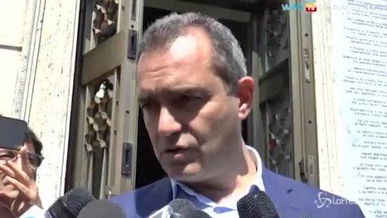Napoli, lite e annunci di querele tra De Laurentiis e de Magistris