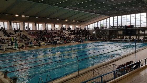 Oltre tremila vasche alla Scandone per Guinness Marathon Children Swim for Children