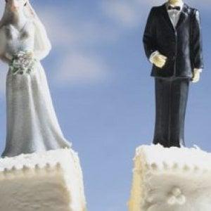 Cassazione, se la Chiesa annulla le nozze niente mantenimento
