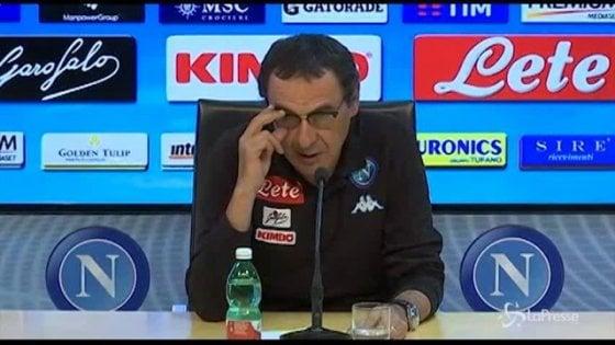La lunga settimana del Napoli: due record, l'ultima partita contro il Crotone e l'incontro decisivo tra De Laurentiis e Sarri