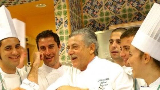 Laurea in gastronomia, chef in cattedra