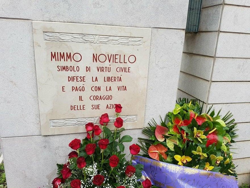 Domenico Noviello, il ricordo di Castel Volturno