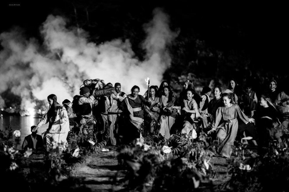 Così avvenne il martirio di Santa Restituta: la baia  di Lacco Ameno diventa teatro