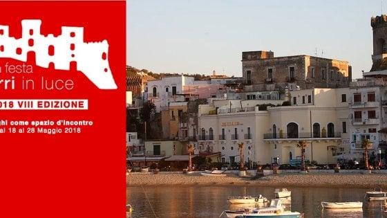 Torri in Festa, Torri in Luce:  a Ischia i luoghi diventano spazio d'incontro