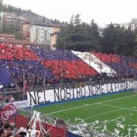 Potenza, ammodernamento stadio Viviani: il Comune scrive al governo regionale