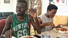 """Benevento, a pranzo con i migranti minorenni: """"La nostra vita ricomincia qui"""""""