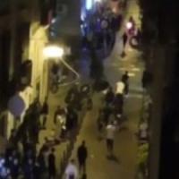 Movida violenta a Napoli, rissa a Chiaia e un ragazzo ferito