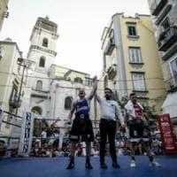 La Napoliboxe vince la sfida ai Quartieri Spagnoli